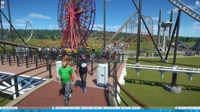 Planet Coaster Review | Trusted Reviews