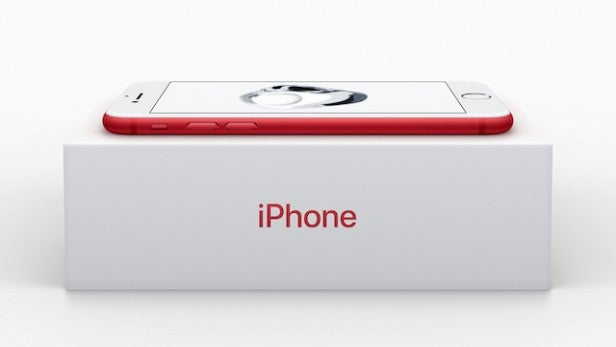IPhone 7 Colours Is Apples New Red Flavour The New Jet Black