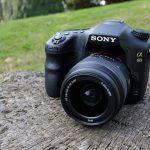 Sony A68 25