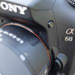 Sony A68 27
