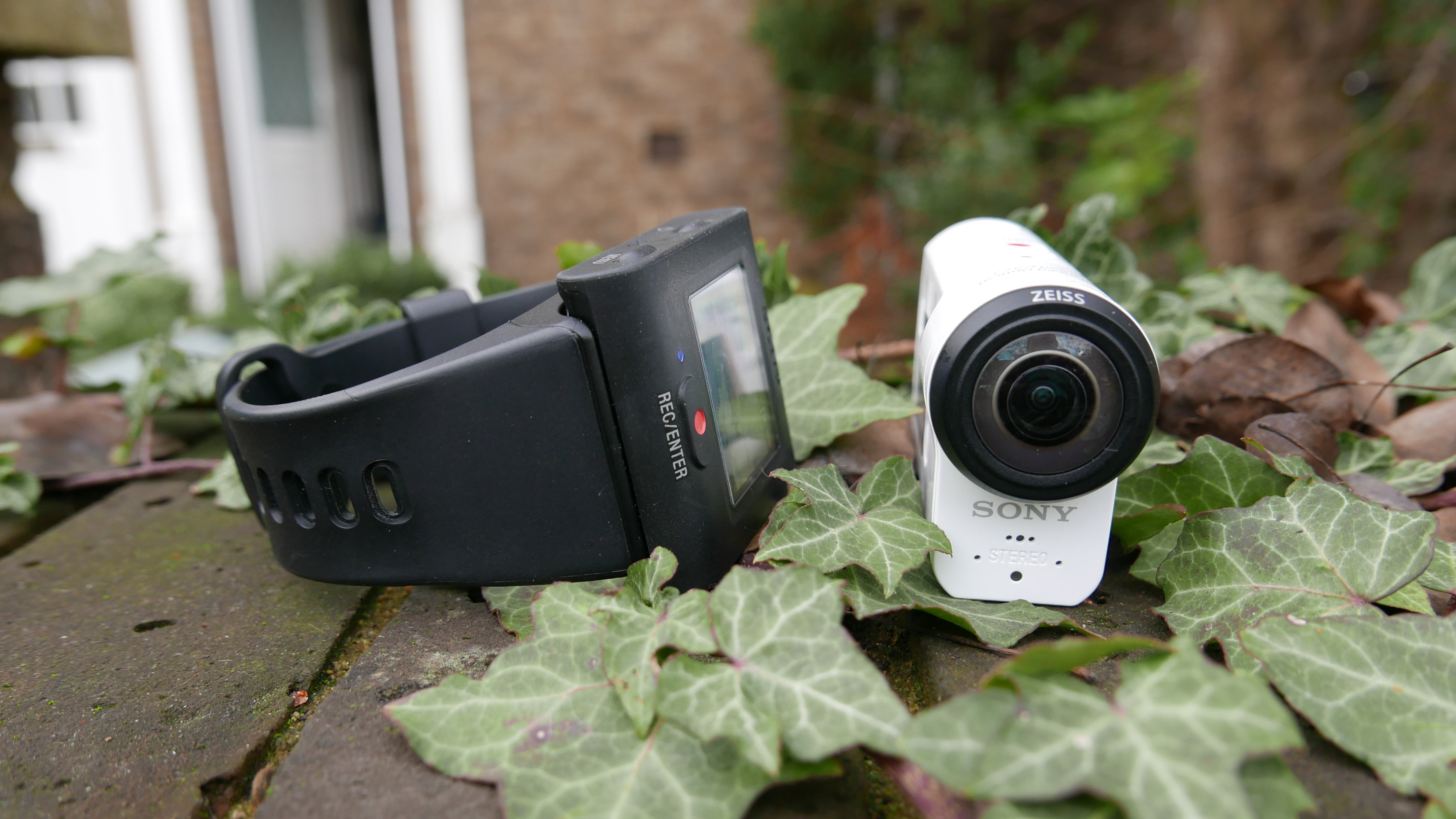 Sony Fdr X3000r Action Cam Review Trusted Reviews Sport 4k Full Hd With Remote