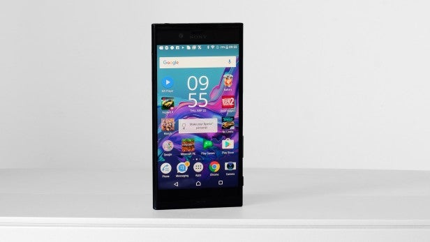 Sony Xperia XZ – Battery Life, Speakers and Verdict Review