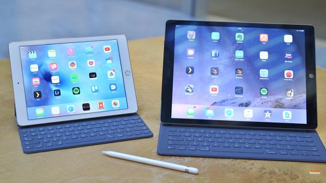 9.7 iPad Pro vs 12.9 iPad Pro