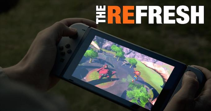 Nintendo Switch is official — The Refresh