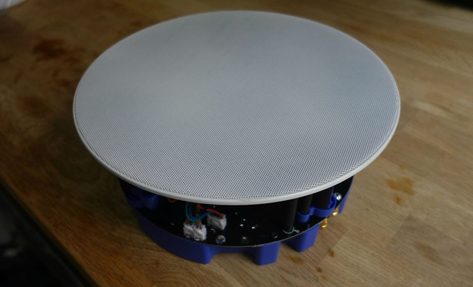 Bluetooth Ceiling Speaker on table