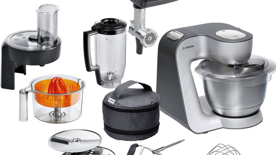 Bosch Mum59340gb Kitchen Machine Stand Mixer Review