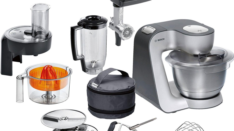 Bosch MUM59340GB Kitchen Machine Stand Mixer Review