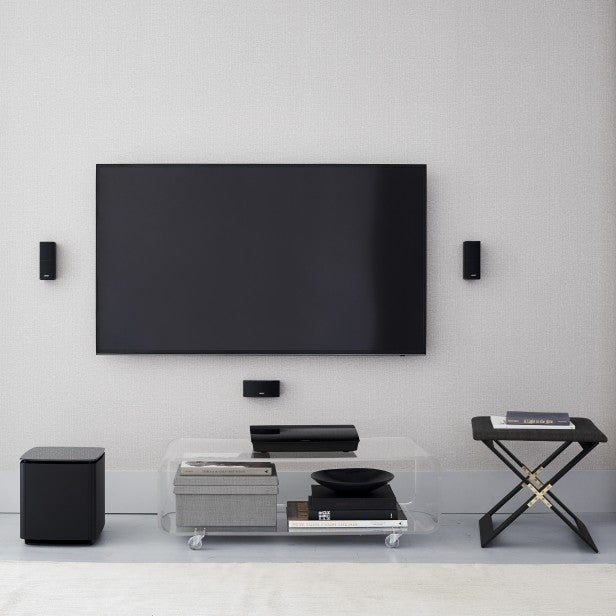 Bose S New Home Cinema Gear Looks Dapper But It Ll Cost