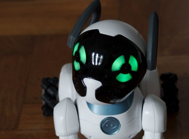 CHiP Robot Dog Review   Trusted Reviews