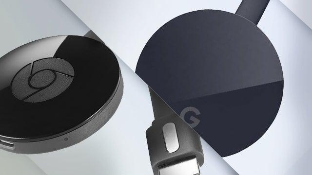 Chromecast vs