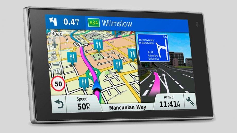 Garmin DriveLuxe 50LMT-D