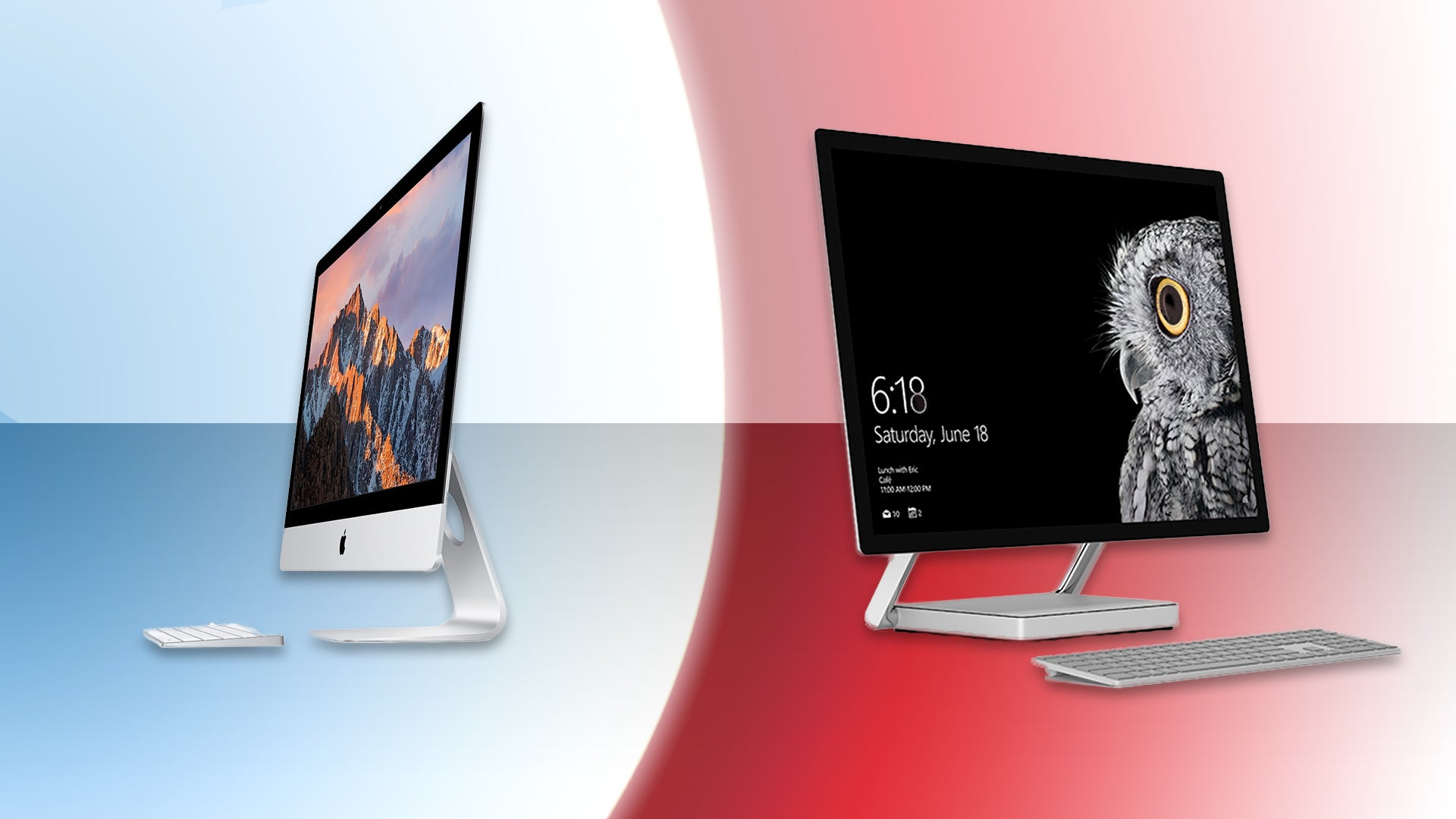 Surface Studio Vs Imac 2017 Which Is Better Trusted Reviews