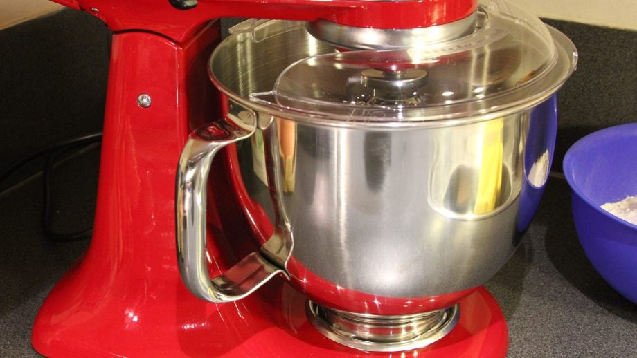 Kitchenaid Artisan 4 8l Stand Mixer Review Trusted Reviews