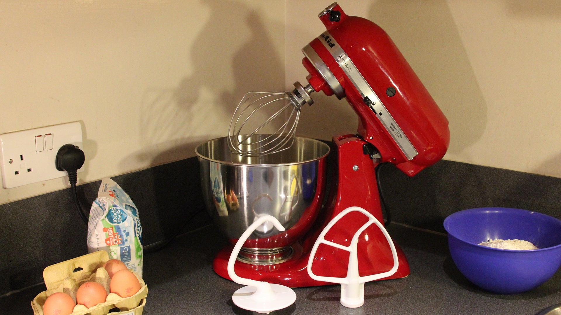 KitchenAid Artisan 4.8L Stand Mixer Review | Trusted Reviews