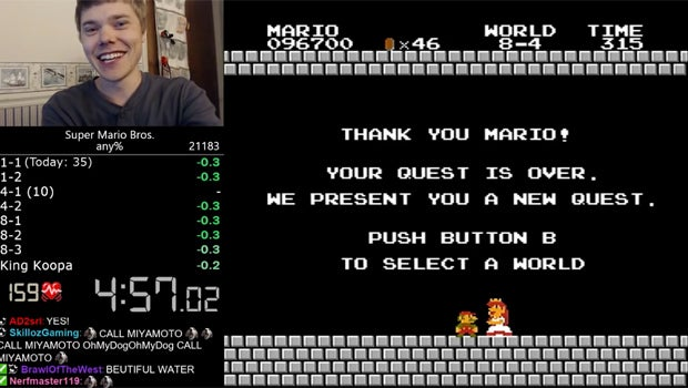Mario Record