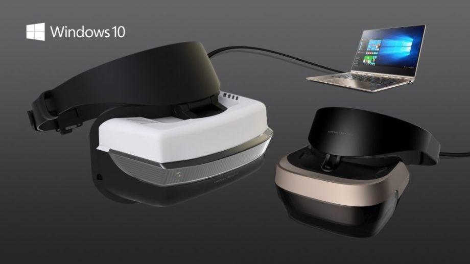 Microsoft headset
