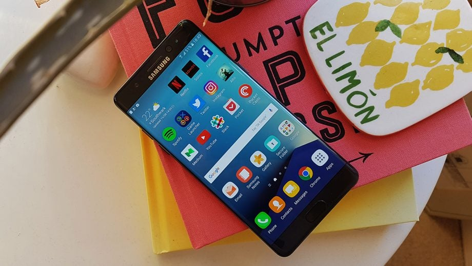 8 common Samsung Galaxy Note 7 problems and how to fix them