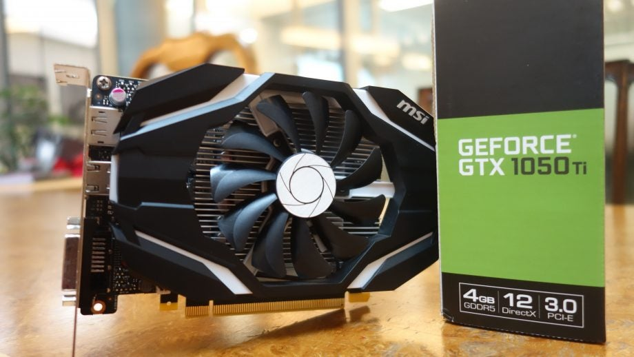 Nvidia GeForce GTX 1050 Ti 3