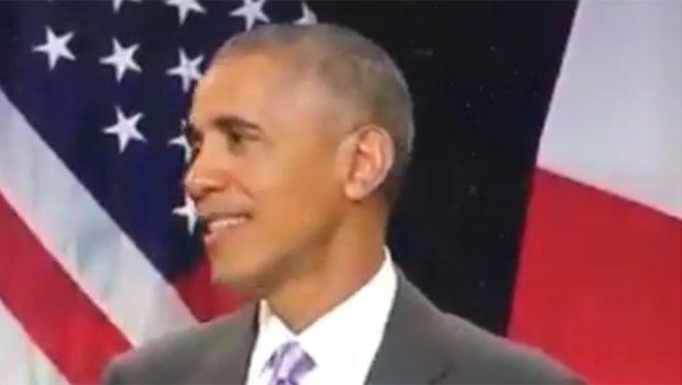 Obama Note 7