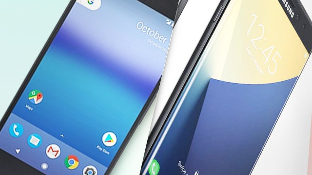 Google Pixel XL vs Samsung Galaxy Note 7: Android phablet face-off   Trusted Reviews