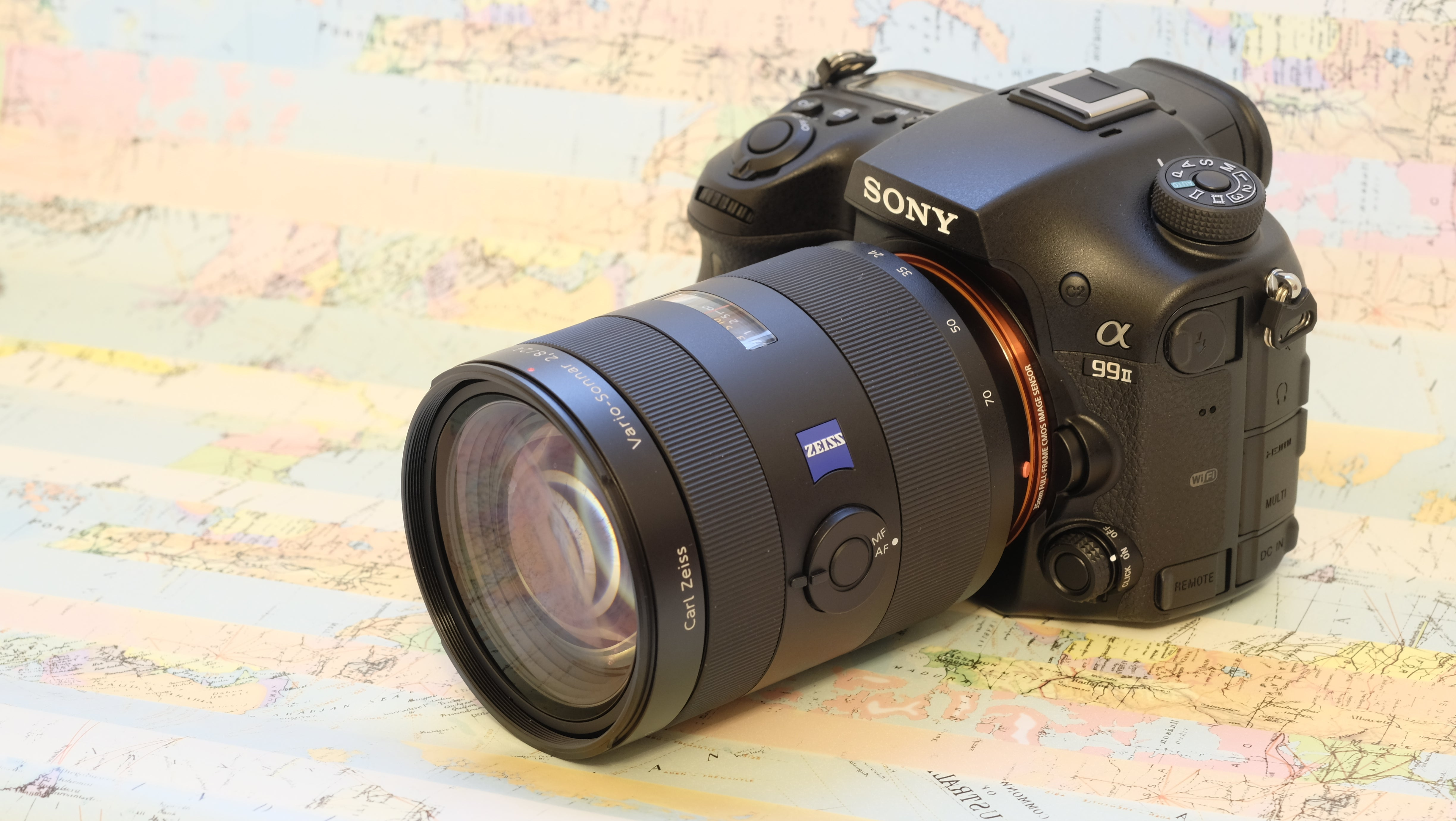 Sony A99 II Review | Trusted Reviews