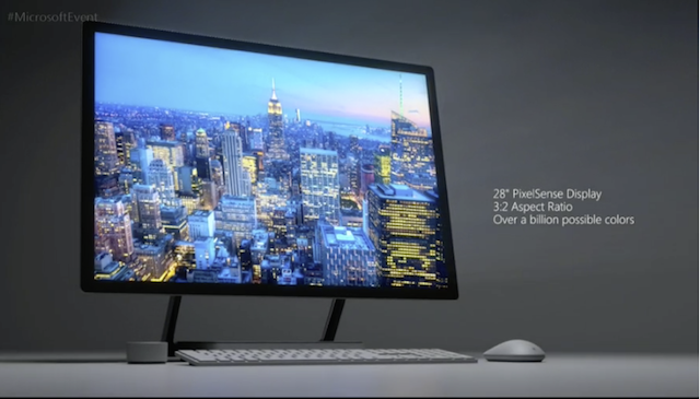Microsoft Surface Studio Unveiled What You Need To Know