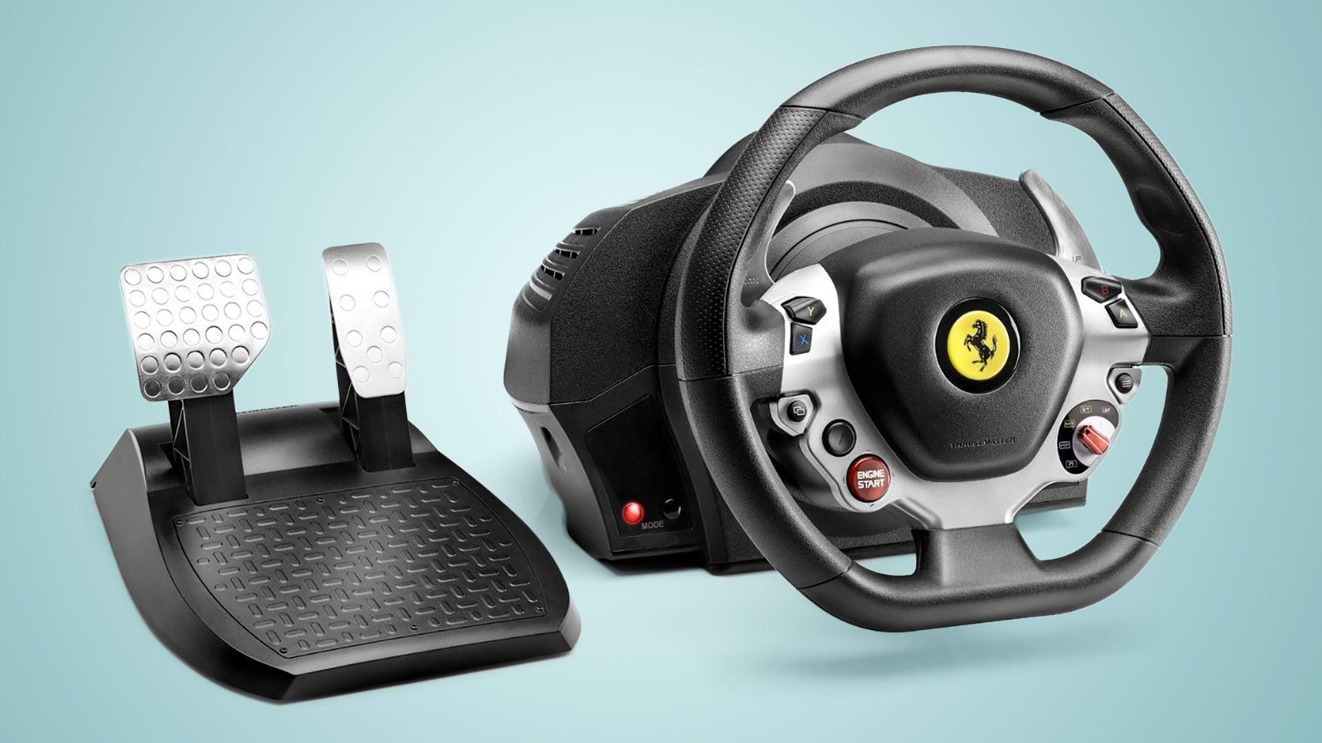 Thrustmaster TX Racing Wheel Ferrari 458 Italia Edition Review   Trusted Reviews