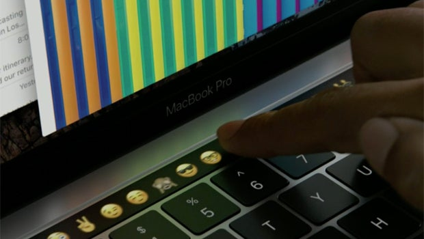 You can turn your MacBook Pro's Touch Bar into Kitt from Knight