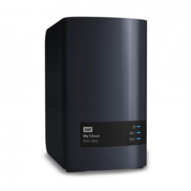 WD My Cloud EX2 Ultra hard drive