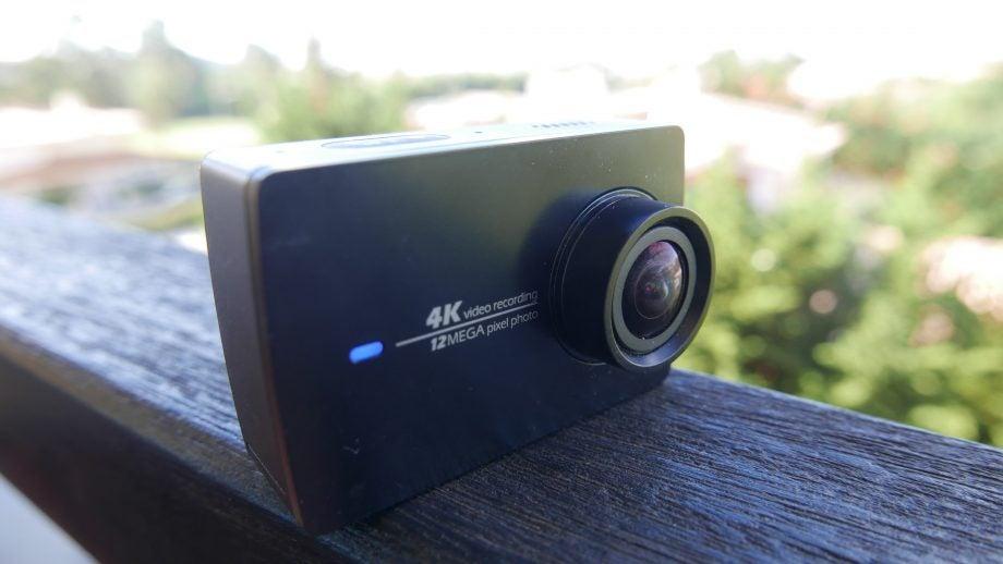 Yi 4K Action Camera Review