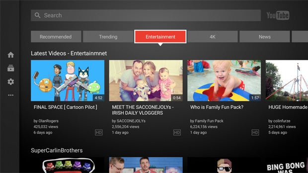 Want the easiest way to find 4K content? Behold the new YouTube TV