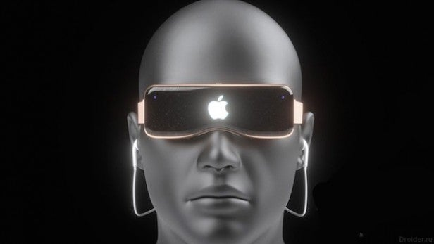 be6b9dd6e074 Apple could reveal an augmented reality (AR) headset sooner than expected