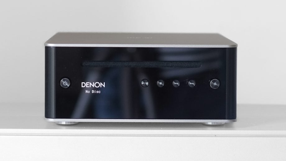Denon DCD-50 Review | Trusted Reviews