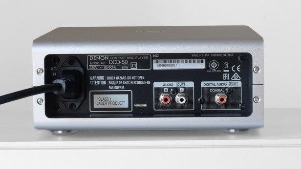 Denon DCD-50 7