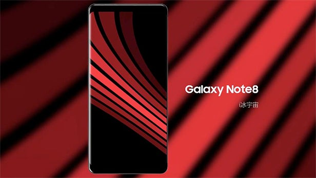 This Galaxy Note 8 Render Is Probably Fake But Does It