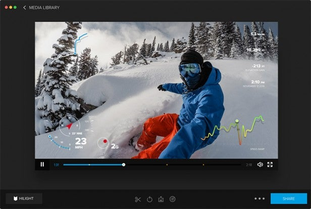 GoPro Hero 5 Black – App and editing, video and sound quality Review