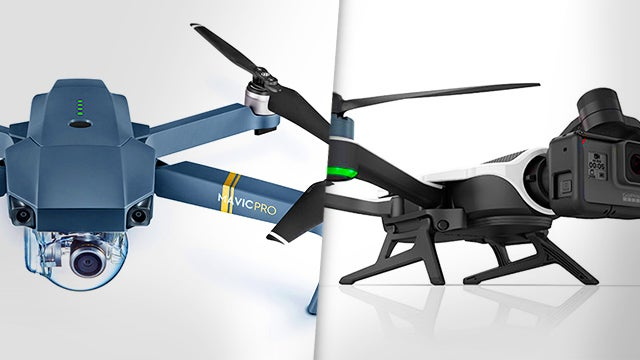 GoPro Karma Vs DJI Mavic Pro Which Of These Portable Drones Comes Out On Top Find From Our In Depth Comparison
