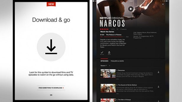Tv series to download on netflix | How to download movies