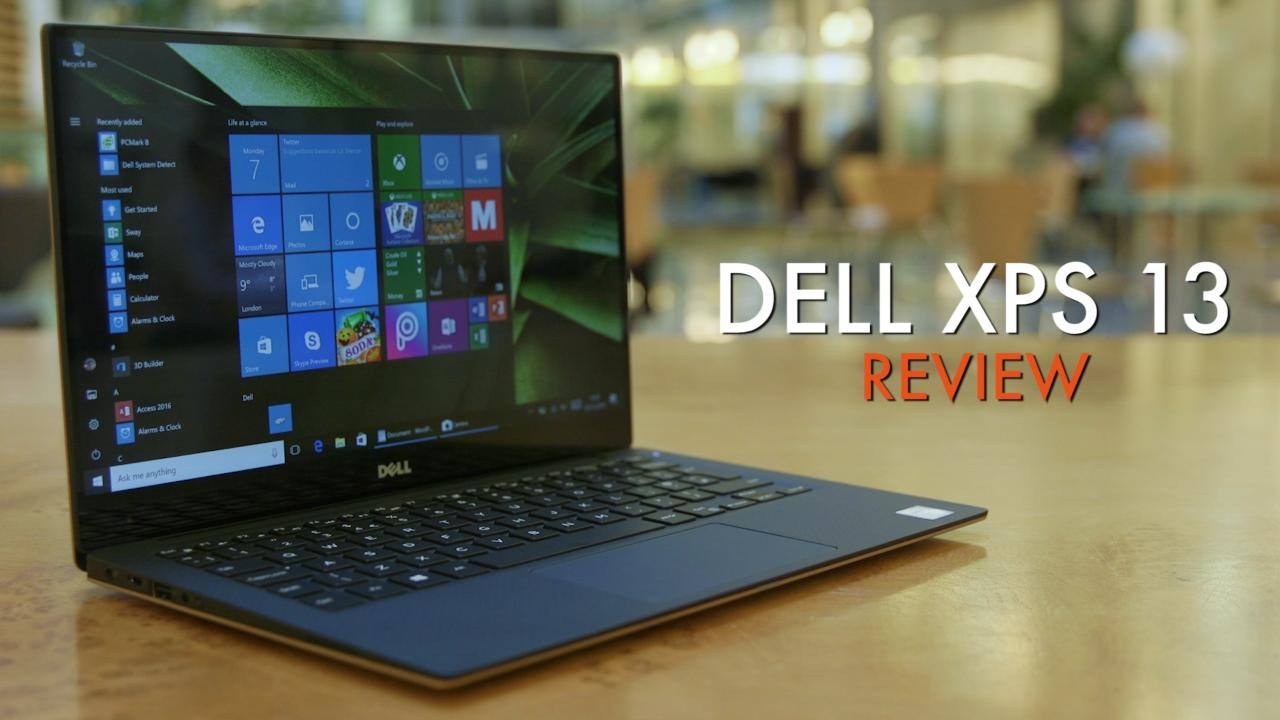 Dell Xps 13 Review Black Friday Price Cuts Imminent