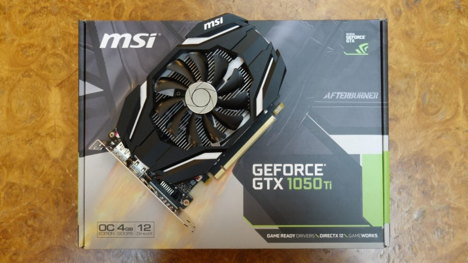 Nvidia GeForce GTX 1050 Ti | Trusted Reviews