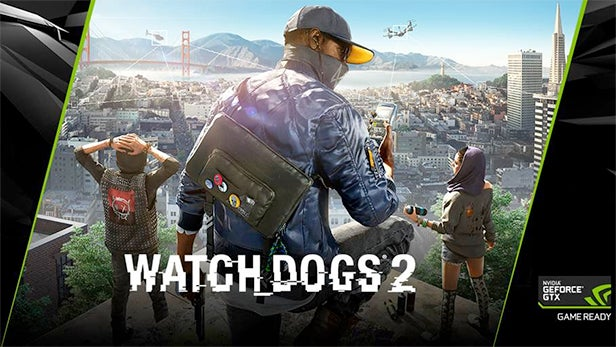 Nvidia offers Watch Dogs 2 for free to GTX 1070/1080