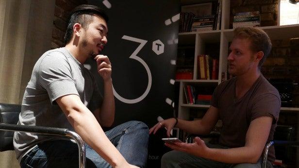 OnePlus co-founder Carl Pei