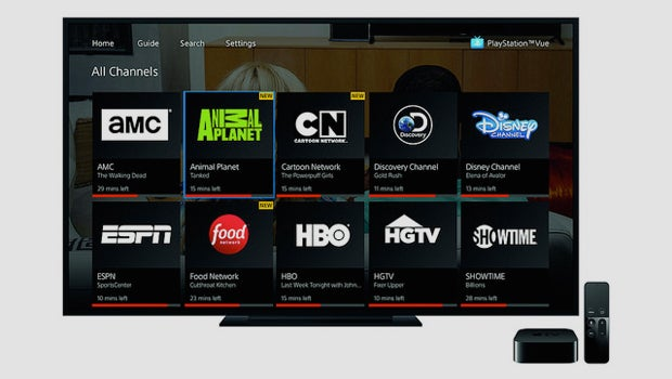 playstation vue is the latest web tv app to hit apple tv before rh trustedreviews com Cheat Codes PlayStation Home PlayStation Home Maintenance