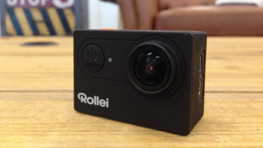 rollei actioncam 425 review trusted reviews. Black Bedroom Furniture Sets. Home Design Ideas