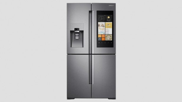Samsung Reveals Upgraded Family Hub Smart Fridge Complete