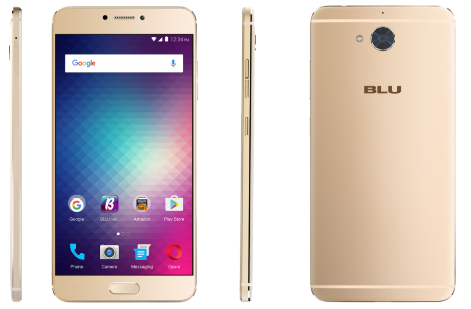 73b0376ff7a251 US smartphone maker Blu has launched its first phone in the UK, the Vivo 6,  as part of a wider plan to bring its devices to new markets around the  world.