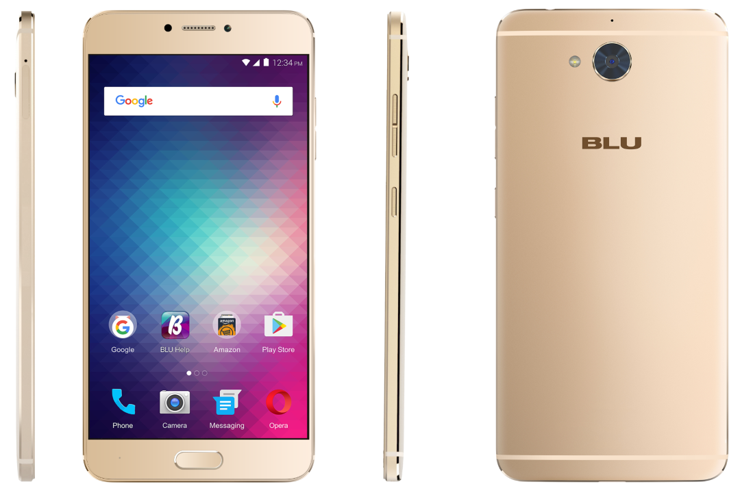 Blu Brings Its Vivo 6 To Uk As First Official Handset