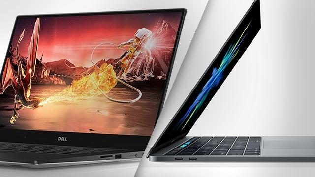 XPS 15 vs MacBook Pro