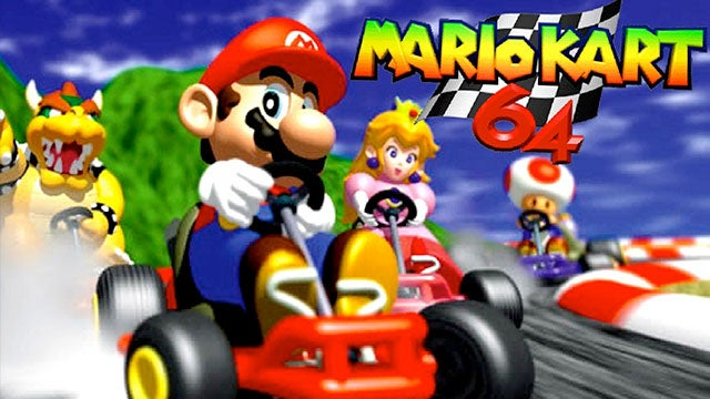 Mario Kart 64 breathes old life into Wii U, but Freeshop for 3DS is