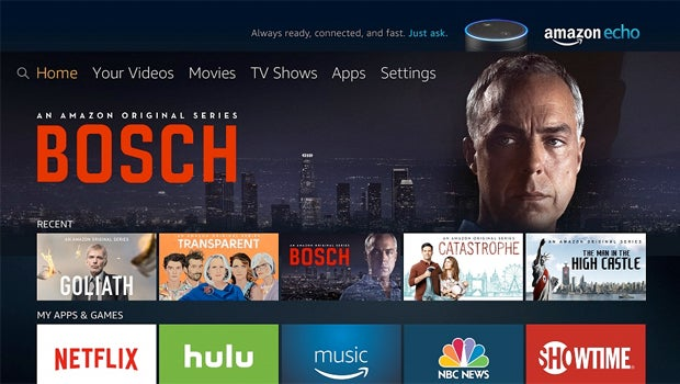 The Amazon Fire TV's Netflix-like new look is rolling out